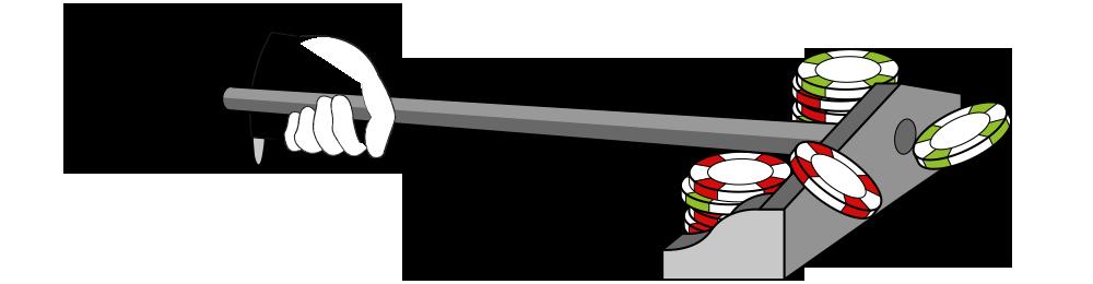 نسبة ربح الكازينو من لعبة الروليت
